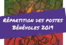Bénévoles 2019