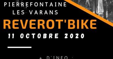REVEROT 'BIKE 2020